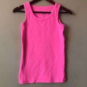 JUSTICE NWT Hot Pink Tank